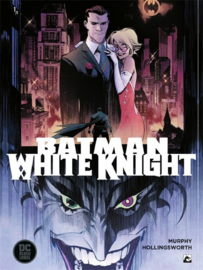 Batman White Knight  - deel 1/3  - DC Blacklabel - sc - 2020