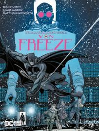 Batman curse of the white knight - Batman presents von Freeze - special - DC Blacklabel - sc - 2021 - Nieuw!