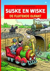 PRE-order - Suske en Wiske  - De fluitende Olifant  - deel 356 - sc - 2021- NIEUW!