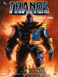 Marvel - Thanos - collectorspack - delen 1 t/m 6 - sc - 2020