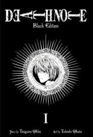 Death Note - Black Edition I - Volumes 1&2 - sc - 2011
