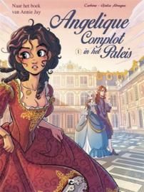 Angelique - Complot in het Paleis - deel 1 - sc - 2020 - NIEUW!