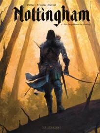 Nottingham - Het losgeld voor de koning -  deel 1 - hc - 2021 - Nieuw!