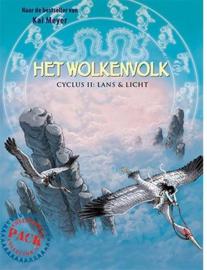 Het Wolkenvolk - Cyclus 2- Delen 3+4 -  Lans & Licht - 2x hc - 2013