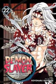 Demon Slayer: Kimetsu no Yaiba, Vol. 22  - sc - 2021