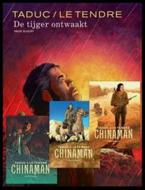 De Tijger ontwaakt  + Chinaman 3 integrale albums - complete reeks Delen 1 t/m 3 - 4x hc - 2021 - NIEUW!