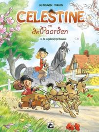 Celestine en de paarden  - Deel 2 - Engelachtige Hummie - sc - 2015