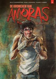 Amoras - De Kronieken-   - De Underdog  -  deel 6 - sc - 2020 - NIEUW!