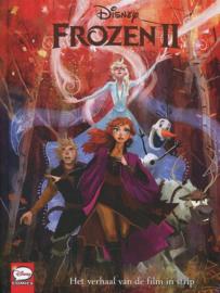 Frozen 2 - het verhaal van de film - deel 2 - hc - 2019