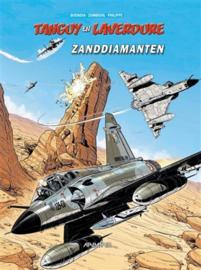 Tanguy en Laverdure - deel 31 - Zanddiamanten - hc - 2021 - Nieuw!