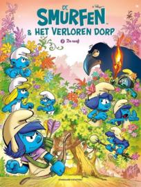 Smurfen en het verloren Dorp  - De Kraai -  deel 3 - sc - 2021 - NIEUW!