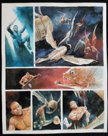 Apriyadi Kusbiantoro - originele pagina in kleur - Saul - deel 2 - Eindstation - pagina 32 - 2019