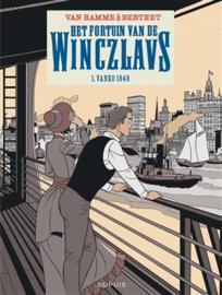 Het fortuin van de Winczlavs - deel 1 - Vanko 1848 - sc - 2021 - Nieuw!
