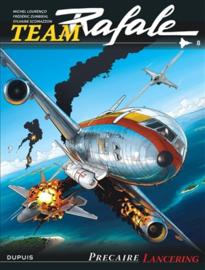 PRE-order - Team Rafale - Deel 8 - Precaire lancering - hardcover - 2021 - Nieuw!