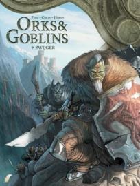Orks & Goblins - Deel 9 - Zwijger - Softcover - 2021 - Nieuw!