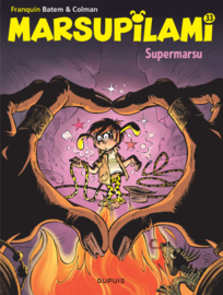 PRE-order - Marsupilami - Deel 33 - Supermarsu - softcover - 2021 - Nieuw!
