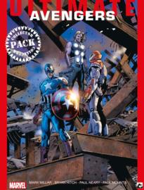 Marvel Ultimate Avengers - Collectorspack  - delen 1 t/m 5  compleet - sc - 2020 - AANBIEDING!