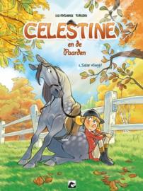 Celestine en de paarden  - Deel 1 - Salar vliegt! - sc - 2015