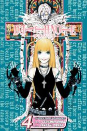 Death Note - Volume 4 - sc - 2021