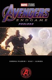 Marvel's avengers: endgame prelude  - engelstalig -  softcover