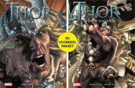 Marvel - Thor - voordeelpakket - Thor voor Asgard - deel 1 en 2 samen - sc - 2020