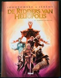 De Ridders van Heliopolis - Citrinitas - deel 4 - BEURSEDITIE - gelimiteerde hardcover met stofomslag + Ex Libris  - 2020 - NIEUW!