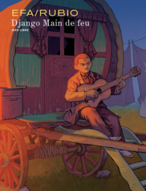 PRE-order - Django - Vonken en Vuur - hardcover - 2021 - Nieuw!