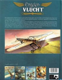 Engelenvlucht - Combi-pakket  delen 1 en 2 samen - hc - 2021