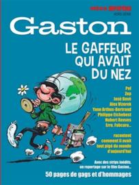 Gaston, Le Gaffeur qui avait du nez - Mega Spirou -  franstalig - deel 01. - hc - 2018