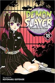 Demon Slayer: Kimetsu no Yaiba, Vol. 18  - sc - 2020