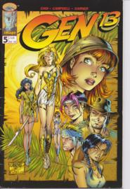 Gen 13 -  deel 5 - sc - 1996