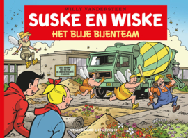 Suske en Wiske  - Het blije Bijenteam - sc - Oblong-uitgave - 2021 - Nieuw!