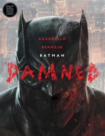 Dc black label Batman : Damned - engelstalig -  hardcover - 2019 - NIEUW!