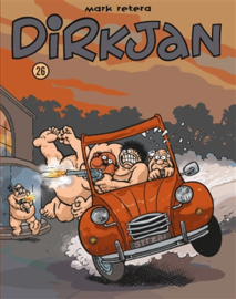 Dirkjan - Deel 26 - sc - 2020 - NIEUW!