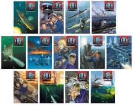 U-47 - Complete reeks delen 1 t/m 13 - Hardcover - hc - 2018 / 2021 - NIEUW!
