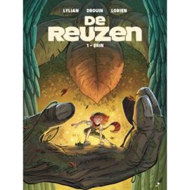 Reuzen - Deel 1 - Erin - softcover - 2021 - Nieuw!