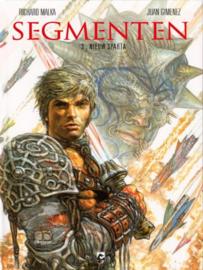 Segmenten - Nieuw Sparta - deel 3 - sc - Science Fiction - 2020 - NIEUW!