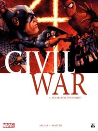 Civil War -  Aan welke kant sta jij? - Collectorspack - delen 1 t/m 3 - + gratis poster!  - sc - 2019