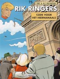 Rik Ringers - Code voor het hiernamaals  - deel 75 - sc - 2008