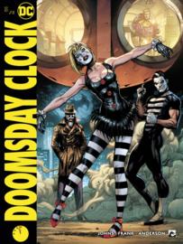 PRE-order - Doomsday Clock - deel 3  - DC label - sc - 2021 - NIEUW!