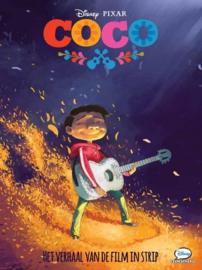 Coco - het verhaal van de film in strip  -  sc - 2017