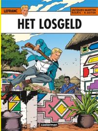 Lefranc - Het losgeld - deel 31 - sc - 2020 - Nieuw!