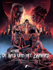 Kendo, de weg van het zwaard - deel 3 - Het branden van de Geest - hc - 2021 - NIEUW!