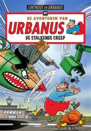 Urbanus -  De stalkende Creep - deel 189 - sc - 2020 - NIEUW!