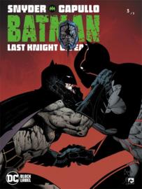 Batman - last knight on earth - deel 3/3  - DC Blacklabel - sc - 2021 - Nieuw!
