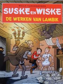 Suske en Wiske  - Kortverhalen -  De werken van Lambik (25) - deel 5 / serie 3 - 2021 - NIEUW!