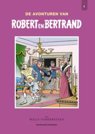 Robert en Bertrand - Integraal - deel 1 - hc - 2021 - NIEUW!
