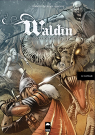 Waldin,  De kronieken van Thesnia - Gunar - deel 2 - sc - 2021 - NIEUW!