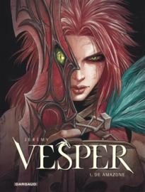 PRE-order - Vesper - Deel 1 - De Amazone - hc - 2021 - Nieuw!
