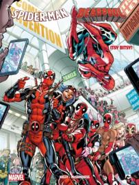 PRE-order - Spider-man vs Deadpool - Deel 4 - Itsy Bitsy - sc - 2021 - NIEUW!